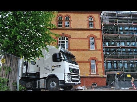 Weber - PumpTruck w ruchu