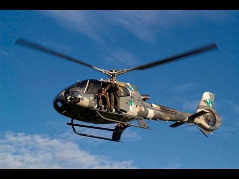 Grupamento Aeropolicial-Resgate Aéreo