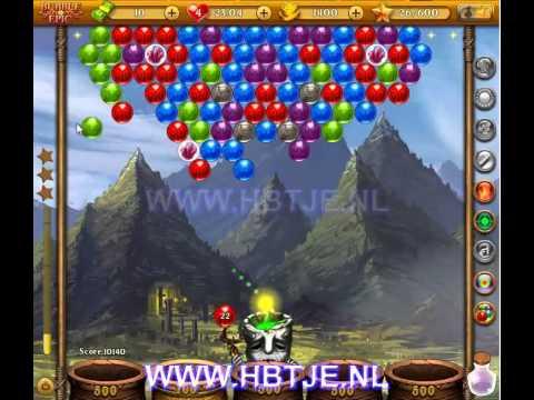 Bubble Epic level 11