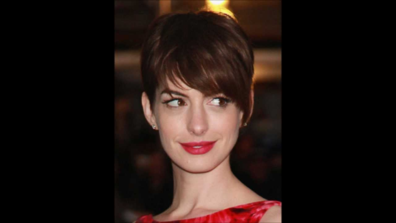 Short Pixie Hairstyles - YouTube