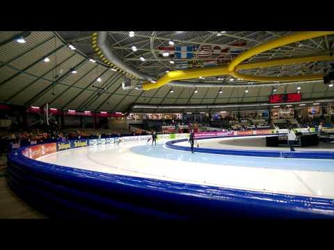Stefan Groothuis & Koen Verweij Essent ISU World Cup Finale 14-03-2014 Thialf Heerenveen