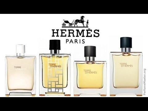 Hermes terre d 39 hermes eau tres fraiche fragrance youtube - Hermes un jardin en mediterranee review ...