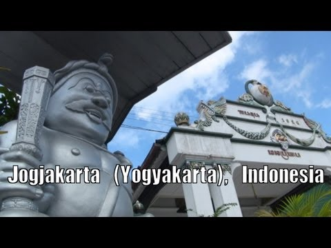 Jogjakarta (Yogyakarta), Indonesia