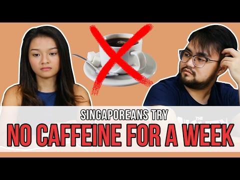 Singaporeans Try: No Caffeine For A Week | EP 89