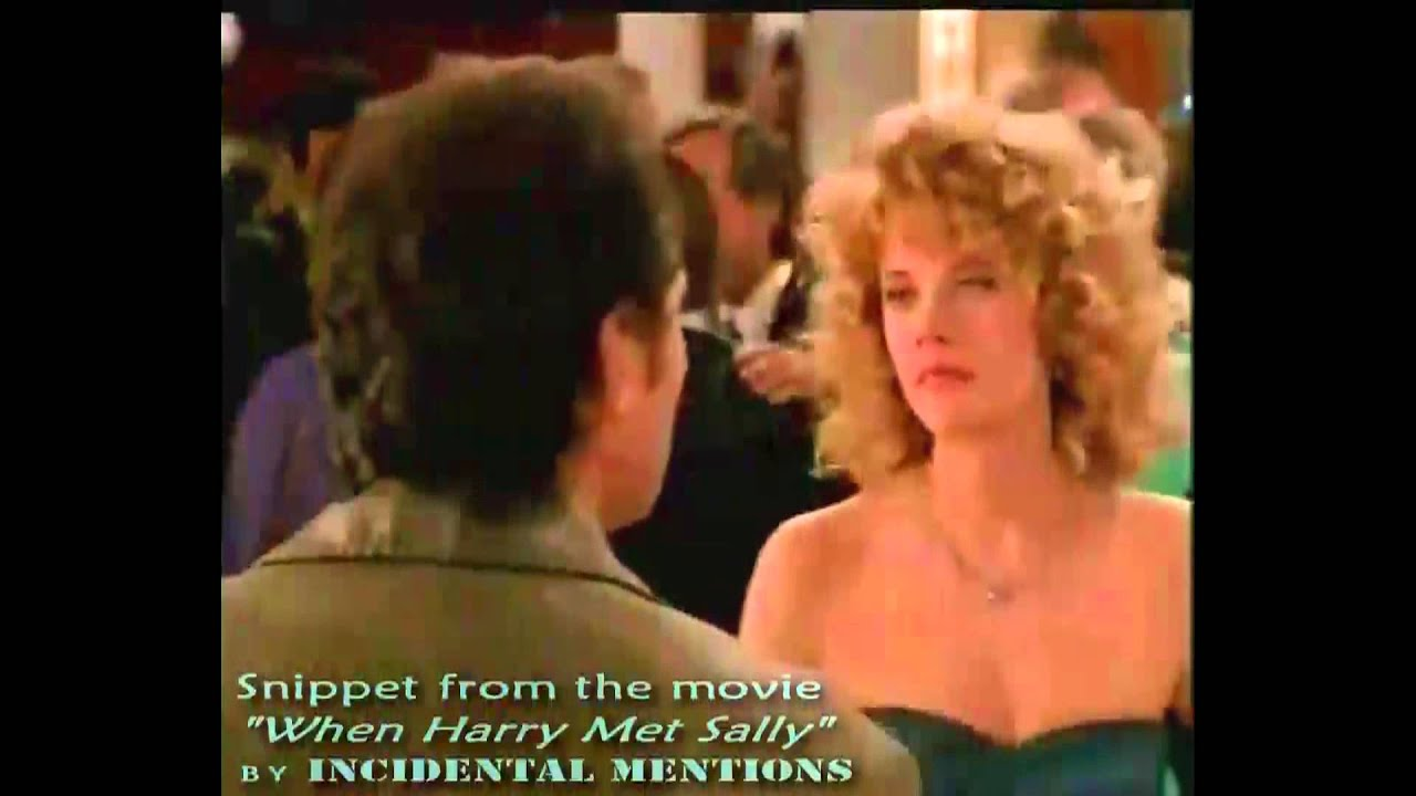new year 39 s eve when harry met sally youtube. Black Bedroom Furniture Sets. Home Design Ideas