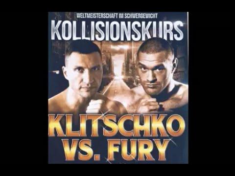 Những pha hay nhất trong trận so găng vô địch thế giới: Vladimir Klitschko-Tyson Fury