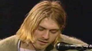 "Nirvana Rehearsing ""the Man Who Sold the World"""