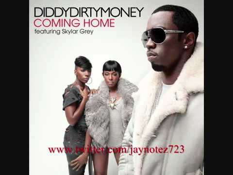 Diddy & Dirty Money Ft. Skylar Grey - Coming Home (Instrumental) (Prod. by Alex Da Kid & Jay-Z)