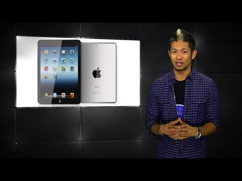 Apple Byte - iPad Mini: What to expect on October 23