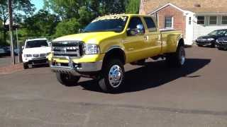 REAL LIFE TONKA TRUCK FOR SALE 06 F350 DIESEL DUALLY
