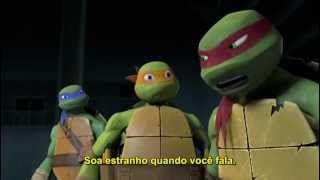 Tartarugas Ninjas Legendado 2012 @ClydeBarrow91 HD