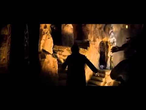 The Hobbit The Desolation Of Smaug - Bilbo Rescues the Dwarves from the Woodland Realm HD