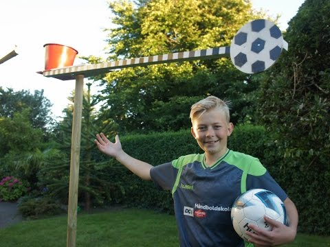 How To Make Football Ice Bucket Game,