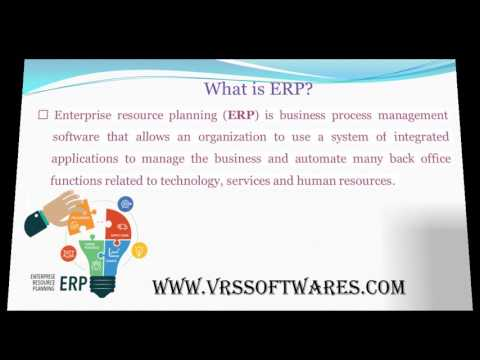 VRS UNIERP Software for Textile manufacture, Apparel, Home Fashions and Fabrics industries