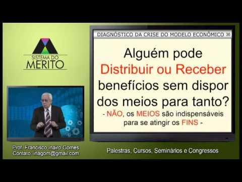 ECO.01 - Diagnóstico da Crise do Modelo Econômico