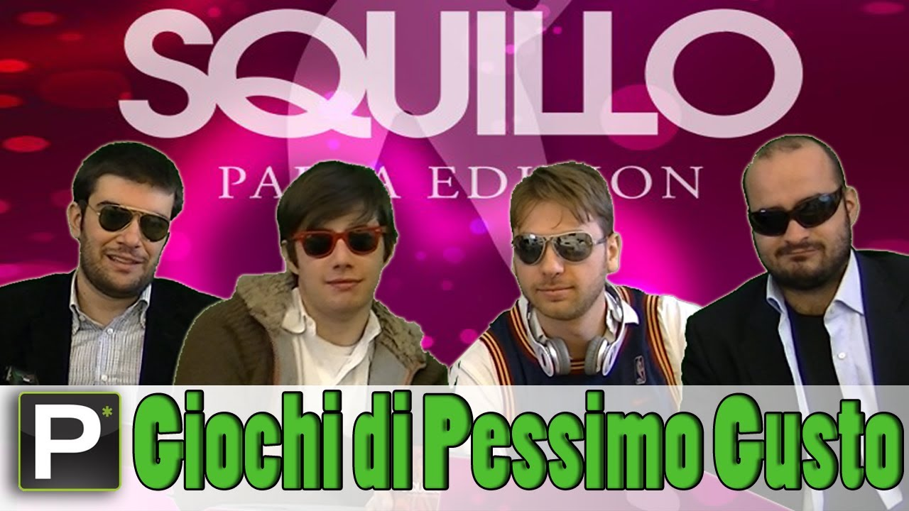 giochi di pessimo gusto ep14 squillo game pappa edition youtube. Black Bedroom Furniture Sets. Home Design Ideas