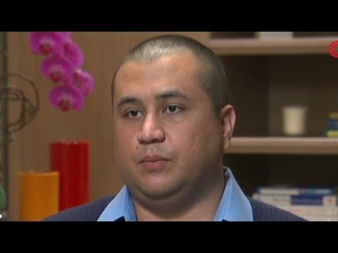 George Zimmerman: I was a 'scapegoat'