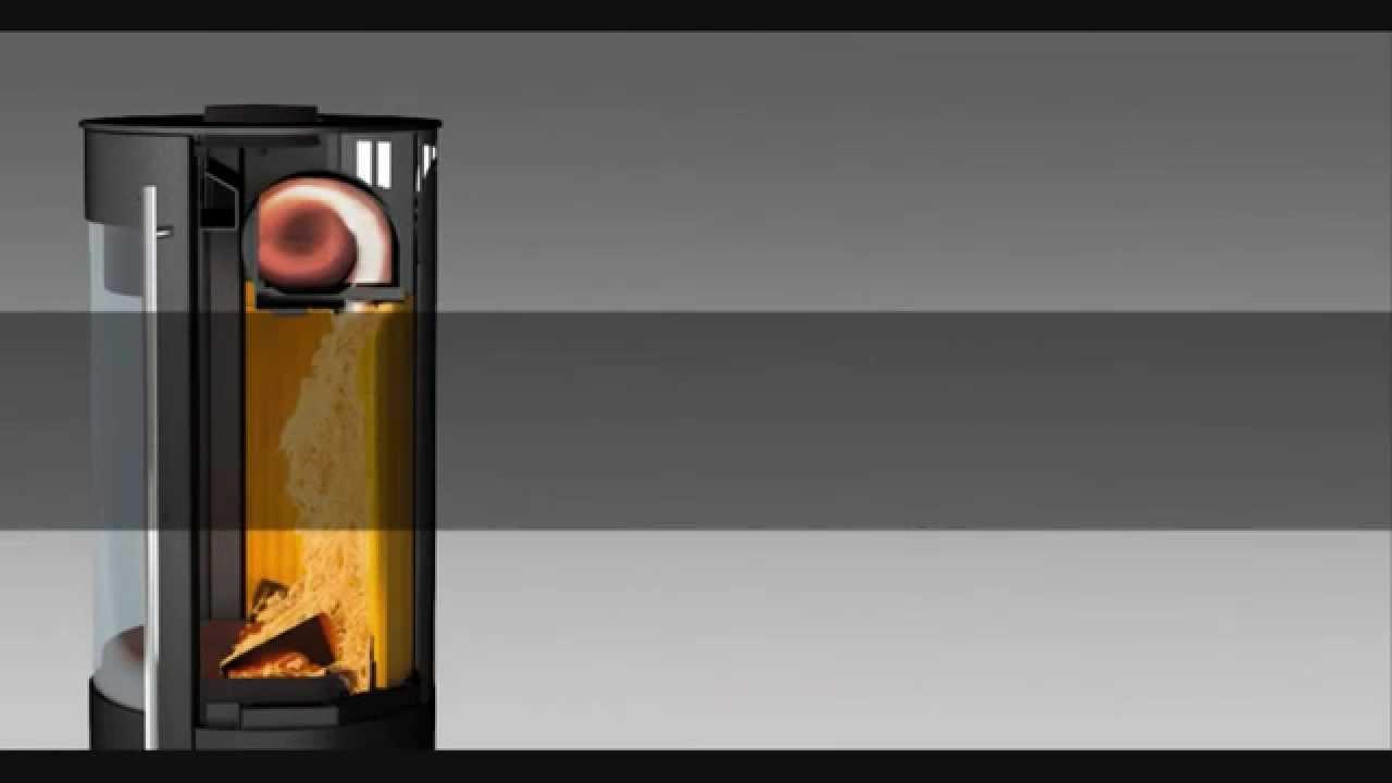 Kaminofen Modern, Moderne Kaminöfen, Design Feuerdepotde  -> Kaminofen Wasserführend Modern