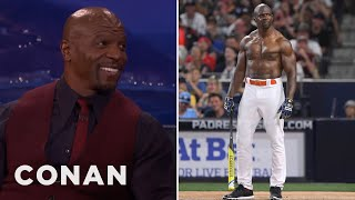 Terry Crews: Real Fashion Is Being Shirtless  - CONAN on TBS