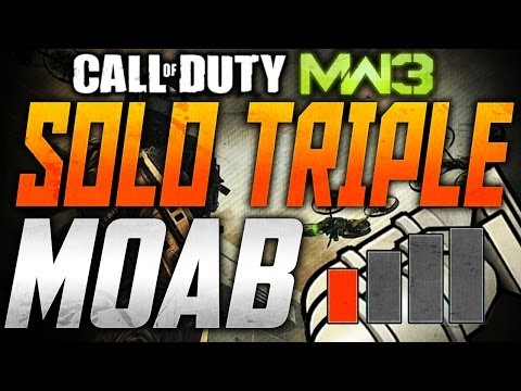 The Pubstomping Community - SOLO TRIPLE MOAB ON A 1 BAR!