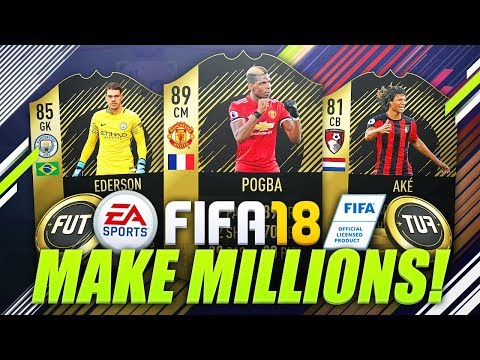 BUY THESE CARDS BEFORE IT'S TOO LATE... (FIFA 18 Investing Tips)