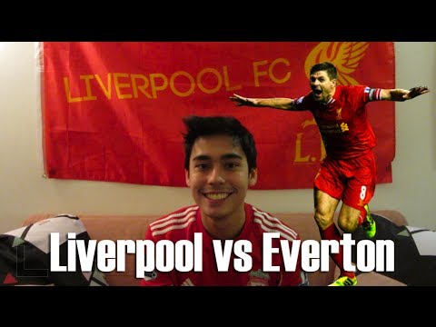 Liverpool 4 vs Everton 0 Match Review!