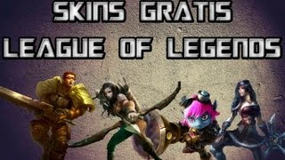 League Of Legends- Como Ganhar As Skins Ashe Britânia