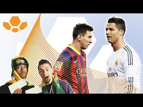 Messi vs Ronaldo & FIFA World Cup ™ Tickets Giveaway! | Comments Below