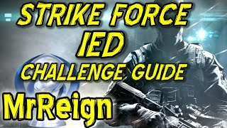 Call Of Duty Black Ops 2 Strike Force IED Complete