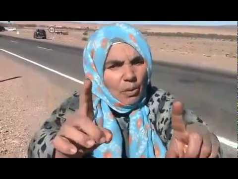 صرخة نسوة الزبزاط بسبب الاستيلاء على أراضي القبيلة