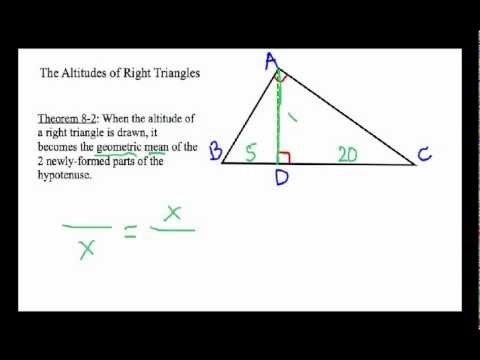 how to solve volume of a triangle