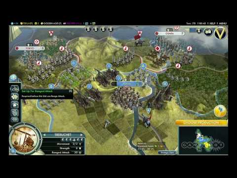 Civilization V - Jon Shafer E3 Interview.