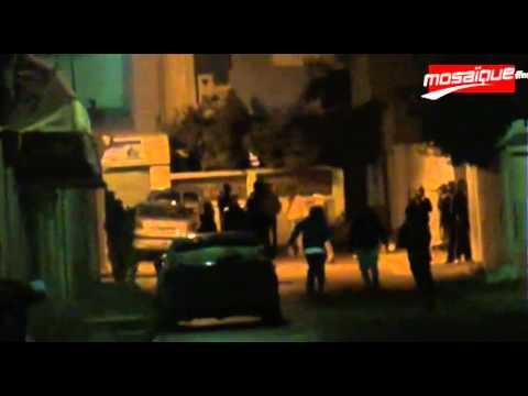image vidéo حي التضامن: اندلاع الاشتباكات مجدّدا مع عدد من الاقافات