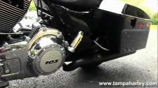 2013 Harley Davidson Street Glide FLHX With Stage 4