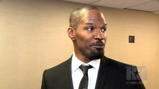 Jamie Foxx Talks Making Music Relevant, Finding The Right Type Of Songs & Growing Up