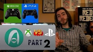 Games - Xbox One VS PS4 Roundup Part 2