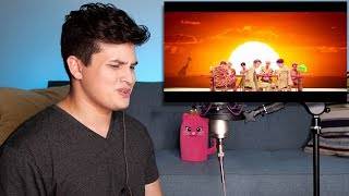 Vocal Coach Reaction to BTS Idol