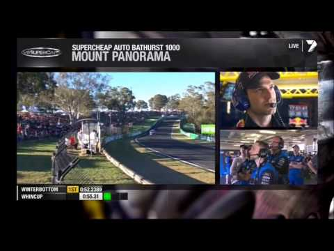 Bathurst Pole Position 2013 Full Lap Whincup