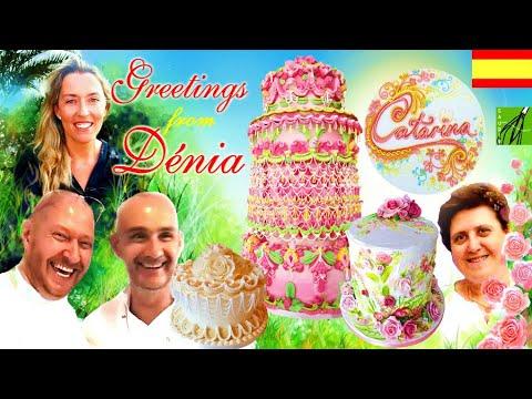 Cake Decorating Demonstrations