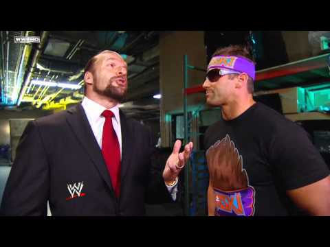 SmackDown: Zack Ryder the new assistant to Theodore Long