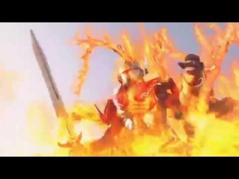 Kamen Rider Gaim: Great Soccer Battle! Golden Fruits Cup! Trailer 2