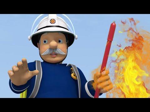 Požárník Sam - Velký test