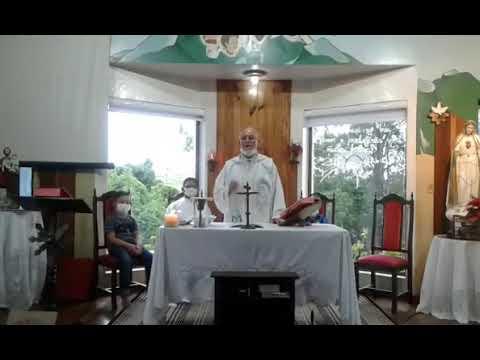 Santa Missa | 09.01.2021 | Sábado | Padre José Sometti | ANSPAZ
