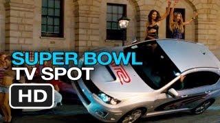 Fast & Furious 6 Official Super Bowl Spot (2013) Vin