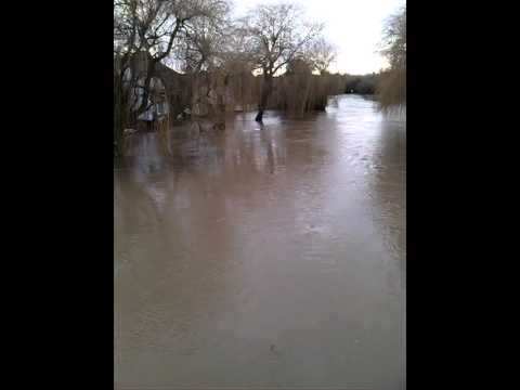 London Colney  Floods