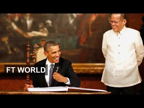Obama signals support for Philippines