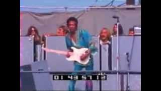 Jimi Hendrix Best Guitar Solo Ever 1970)