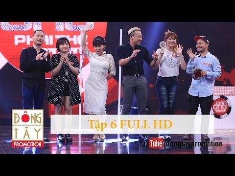 ĐÀN ÔNG PHẢI THẾ | TẬP 6 FULL HD (04/12/15)