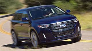 2012 Ford Edge EcoBoost Limited videos