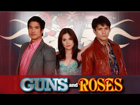 Bea Alonzo and Robin Padilla in Guns and Roses - Full Pilot Episode